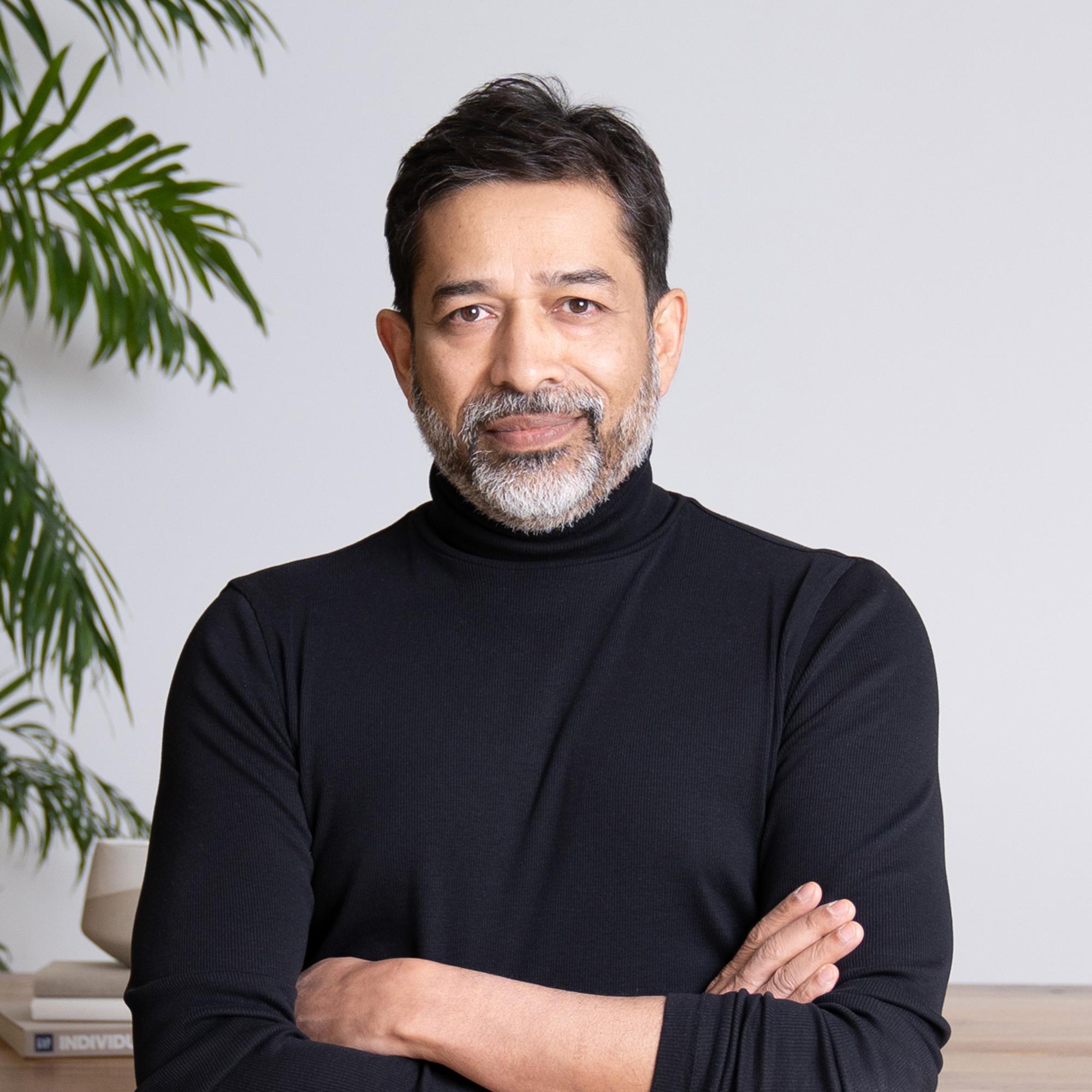 Asheesh Saksena