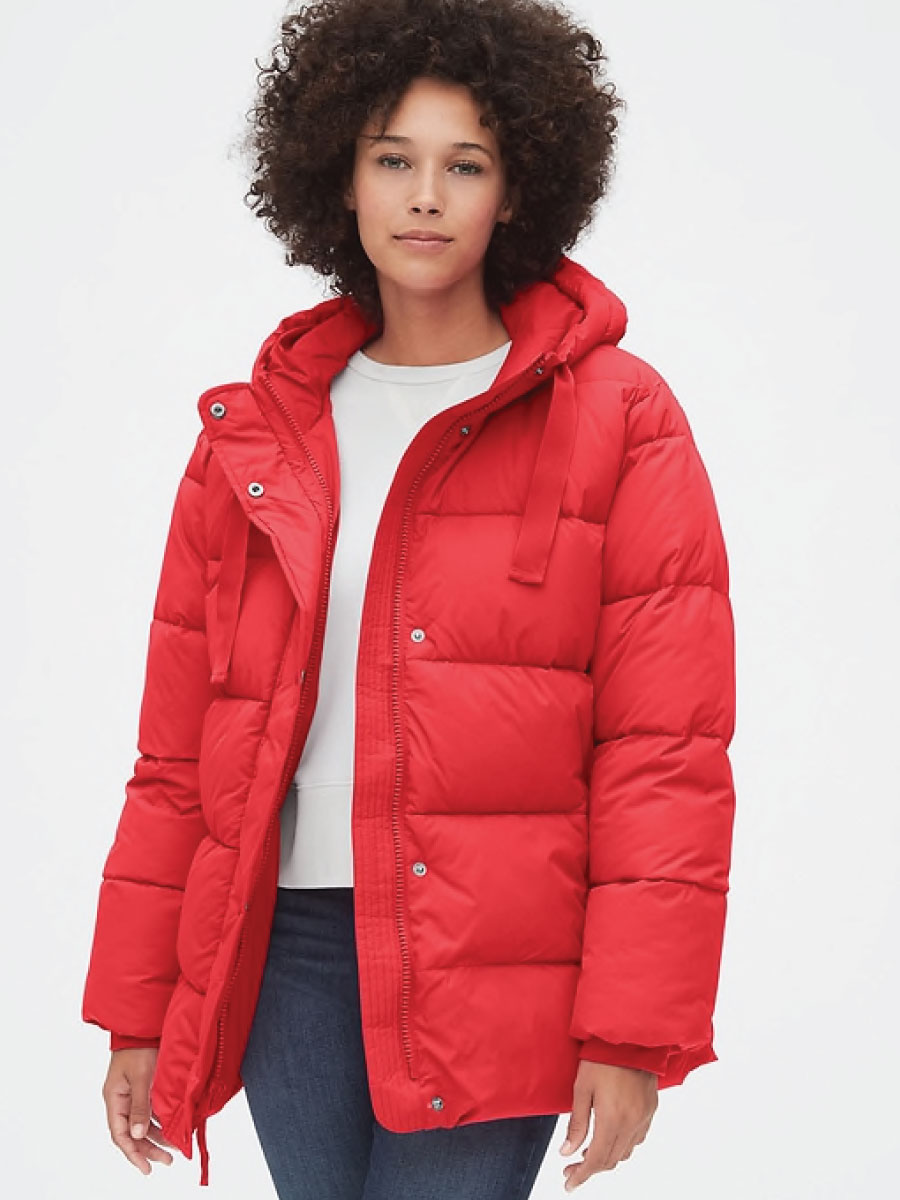 Gap Upcycled Puffer
