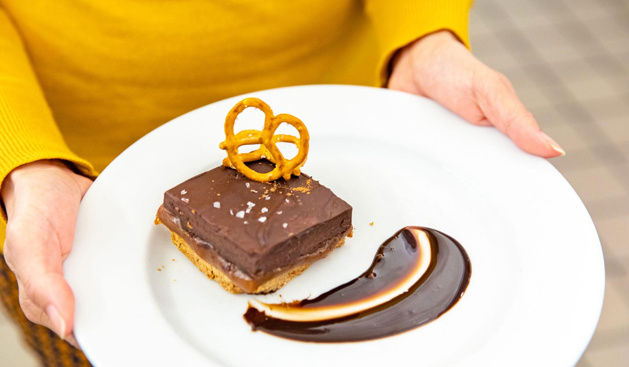 Photo of a tart