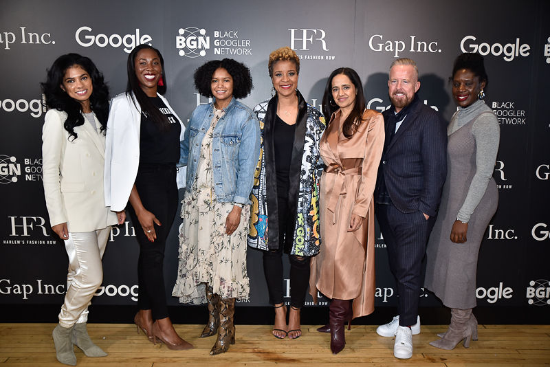 Gap Inc Teams Up With Harlem S Fashion Row To Celebrate And Collaborate With Black Designers Gap Inc