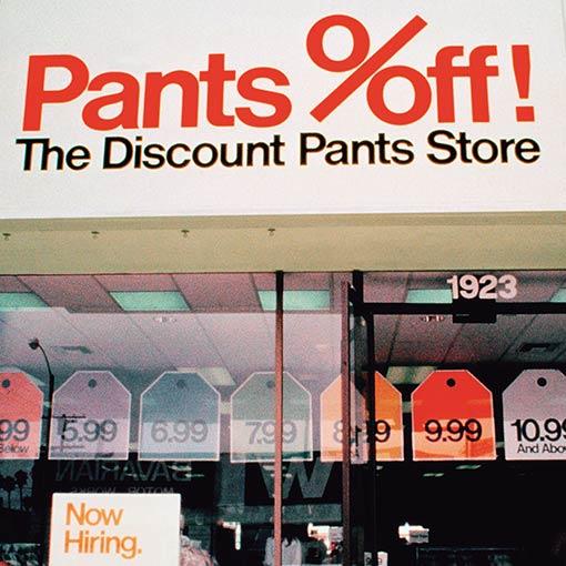Pants Off Photo