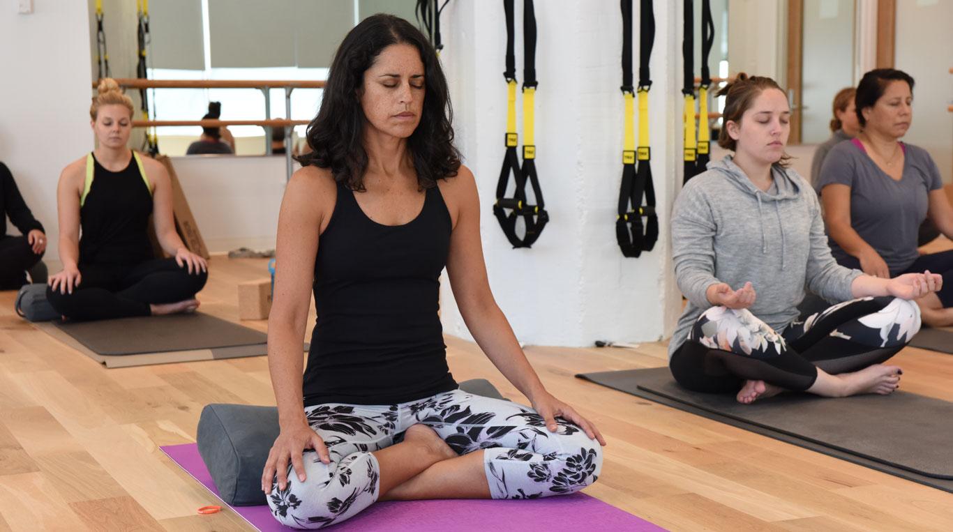 Employee Yoga