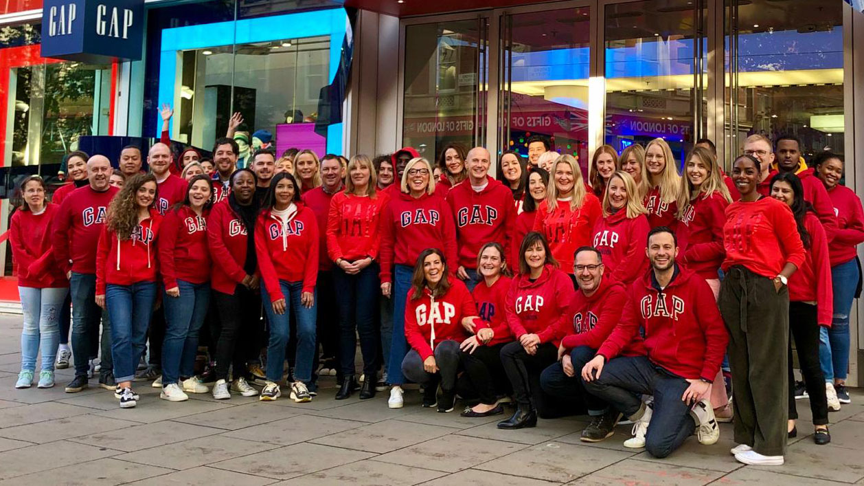 Gap UK Team