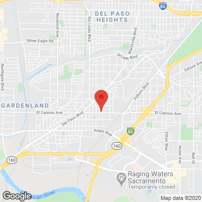 map of job location